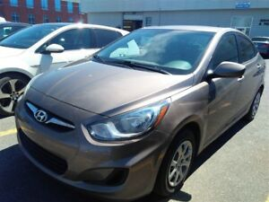 2013 Hyundai Accent GL, GR ELECTRIQUE, CRUISE CONTROL, WOW