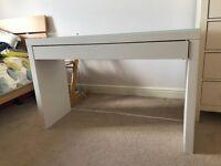 IKEA MALM dressing table, white, desk