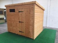 garden sheds and summer houses free installation