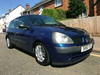 Renault Clio 1.2 Sport, run and Drive perfect, lowered suspension for sport look