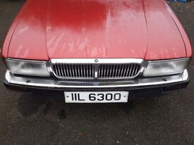 Number plate - car registration - licence plate - Medical Doctor IIL 6300