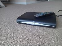 Black sky + HD box, non WiFi, with remote, only £25