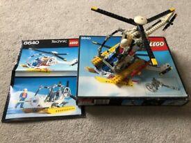 Lego 8640 Polar Copter TECHNIC
