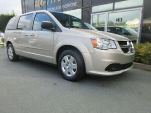 2013 Dodge Grand Caravan 3.6L SEVEN PASSENGER W/ AC PWR GROUP ST