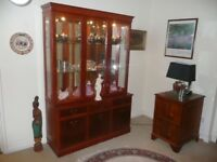 Yew furniture