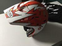 Torx XL trial bike helmet