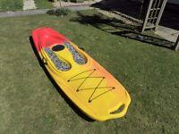 Stand up Paddle/Surf Kayak
