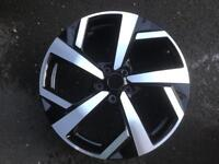 Nissan Qashqai set of new wheels