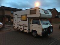 Retro camper quick sale needed