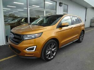 2016 FORD EDGE AWD Sport/AWD/Nav/Toit/Bluetooth/Cruise