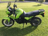 2002 Triumph Tiger for sale