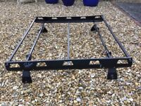 Paddy Hopkirk car roof rack.Used but in good condition.
