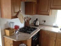 Holiday home: Willerby Granada two bedroom beautifully renovated caravan, in lovely Steeple Bay