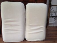 Two tempur pillows, used a few times but great in condition