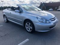 Peugeot 307 CC convertible very nice
