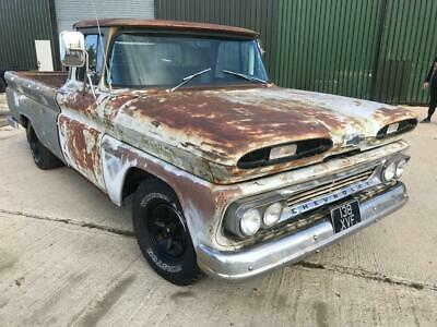 1960 Chevrolet C10 Apache 350ci V8 Auto Pick Up Great Patina Fully Registered