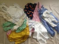23 Assorted baby clothing from new born to 12 mth (un-used)