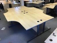 used office desks clearance x35