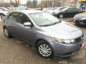 2010 Kia Forte LX/AUTOAIR/LOADED/VERY CLEAN
