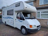 2001 Ford Herald Squire 400E Motorhome
