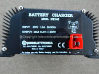 for sale Nord battery charger NE 143 14.4V 14A 200W