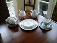 Ridgway Fine English Bone China Tea Set