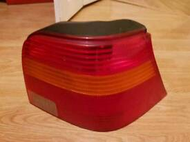 Vw golf mk4 Rear Stop lights Left and Right