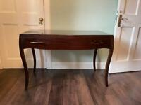 Console table and side table