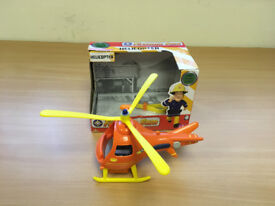 Fireman Sam: Fire Rescue Helicopter