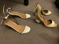 Nice Shoes - 2 pairs - size 7