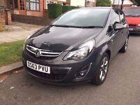 Vauxhall Corsa 1.2 i 16v SXi 5dr LONG MOT, CHEAP TO RUN&INSURE