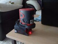 The Leica Lino P3 laser £90