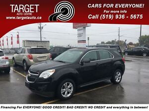 2011 Chevrolet Equinox LS Drives Great Very Clean !!!!! London Ontario image 1