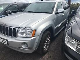 Jeep Grand Cherokee 5.7 hemi overland / BREAKING ALL PARTS AVAILABLE