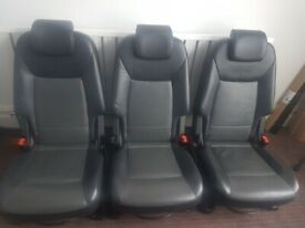Ford s max 7 leather seats