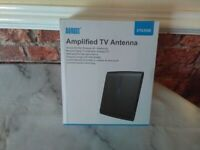 AUGUST AMPLIFIED TV ANTENNA BRAND NEW