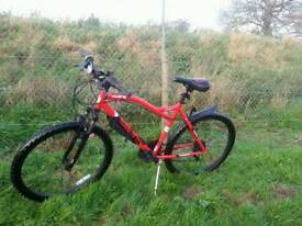 Muddyfox bike for sale ..Can deliver