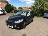 For Sale Peugeot 307CC convertible