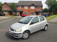 **2005 55 REG TOYOTA YARIS T3 1.3 5DR LONG MOT CHEAP TO RUN 100% BRILLIANT RUNNER BARGAIN**