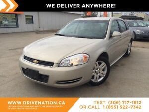 2011 Chevrolet Impala LT PST PAID !! SPACIOUS FOR THE ENTIRE...