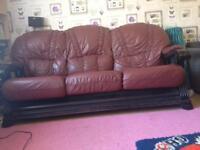 Sofa for sale. £30