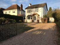 *Countryside views* 3 Double bedrooms* Refurbished throughout* Driveway & single garage*