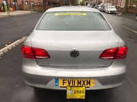 Taxi Plated 2011 Volkswagen Passat Saloon 1.6 Diesel TDI BlueMotion Tech 151600mile,Avensis,octavia