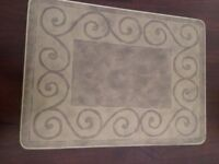 x4 dining table placemats