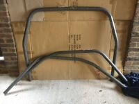 MSA Approved RollCage from Custom Cages