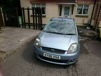 Ford fiesta 1.25 bran new mot all good tyres timeing belt done service regler 600 ono