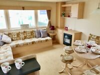 IMMACULATE CONDITION, GREAT VALUE!!Sited Caravan,N.Norfolk, Pet Friendly,Site fees included. PE317BD