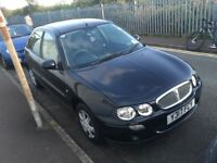 ROVER 25 - LONG MOT - 1 OWNER FROM NEW - DRIVES A1