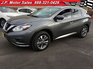 2015 Nissan Murano SL, Automatic, Leather, Panoramic Sunroof, AW