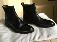 Men's Chelsea boots by Bally